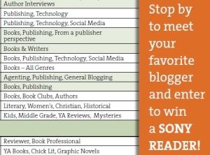 bea blogger schedule